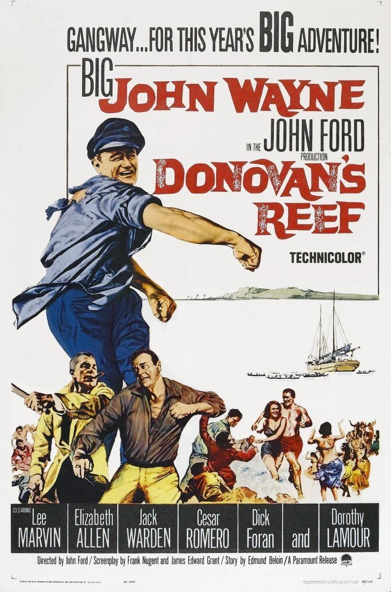 O Aventureiro do Pacífico (Donovan's Reef, 1963)