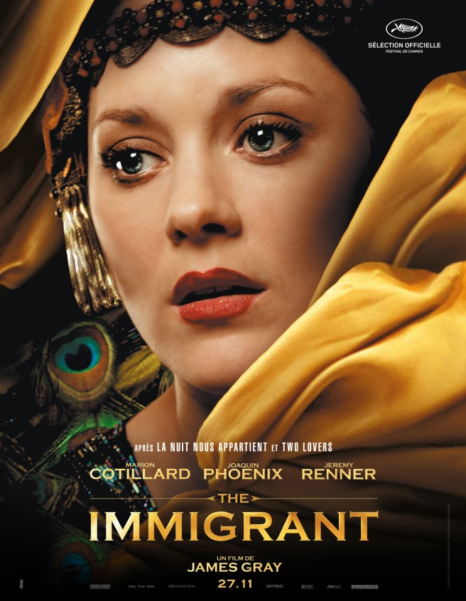 the immigrant poster 1