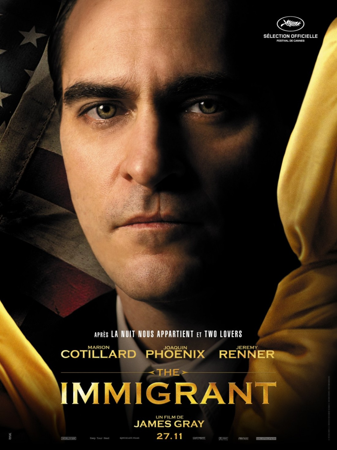 the immigrant poster 2