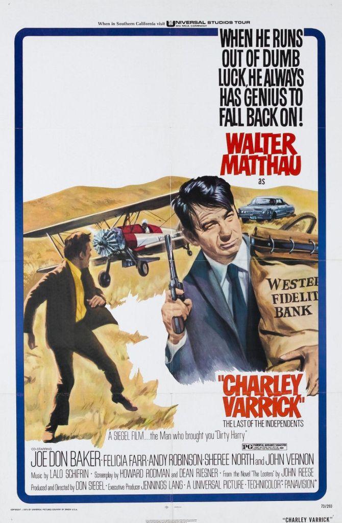 O Homem Que Burlou a Máfia (Don Siegel, 1973)